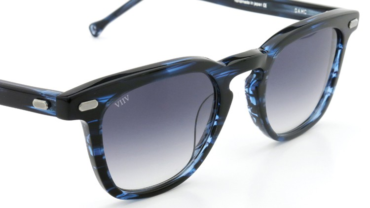 OAMC(オーバーオールマスタークロス)サングラス d-lux d-ルクス 49size BLUE-SASA/BLUE 1/2 6