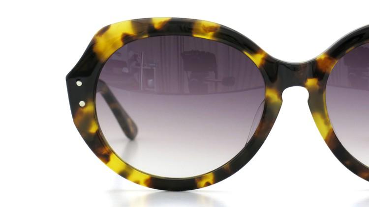 Oliver Goldsmith オリバーゴールドスミス サングラス Hep(1963) ヘップ Leopard レパード 15