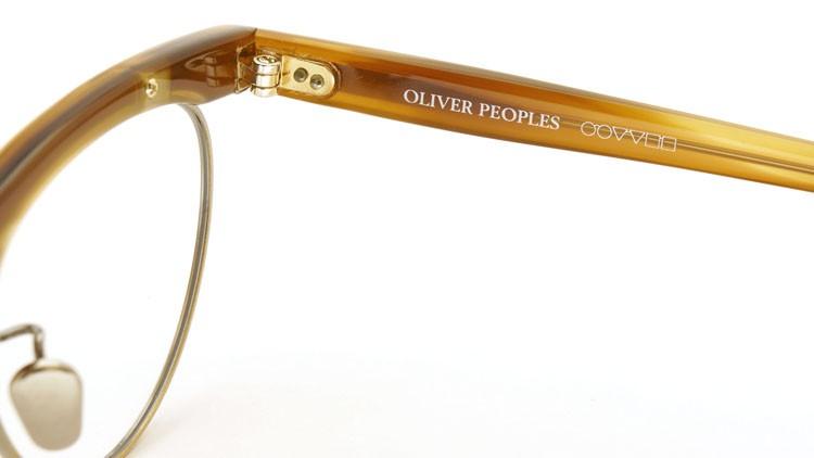 OLIVER PEOPLES (オリバーピープルズ) メガネフレーム OP-4 SYC 10