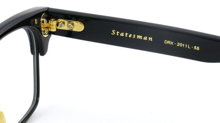 DITA Statesman DRX-2011L-BLK 55size 10