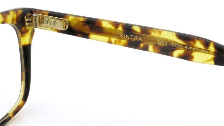 DITA  (ディータ) メガネ SINTRA シントラ DRX-3029-B-TKT 49size 10