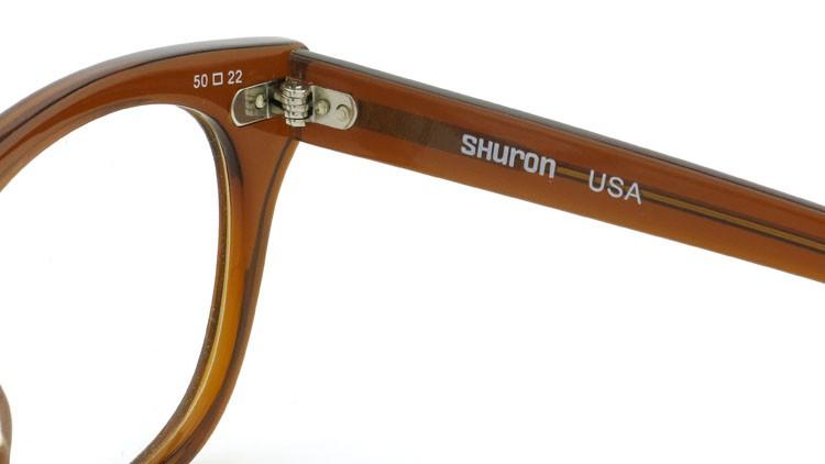 SHURON (シュロン) メガネ FREEWAY フリーウェイ Brown 50-22 10