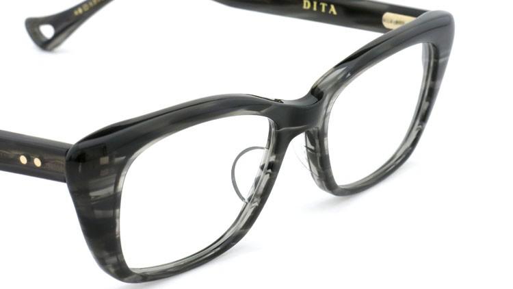 DITA (ディータ) メガネ DORSET ドーセット DRX-3019-A BLK 48size 6