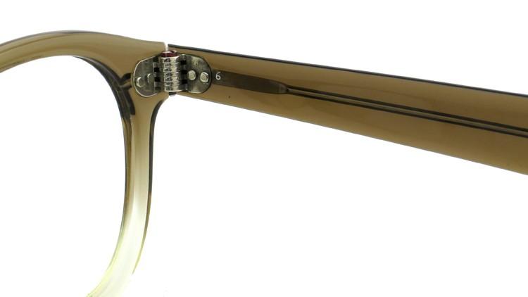American Optical アメリカンオプティカル (AO)Vintage ヴィンテージ タ?イヤ鋲 ボストン Grey-Fade / Grey 46-20 10