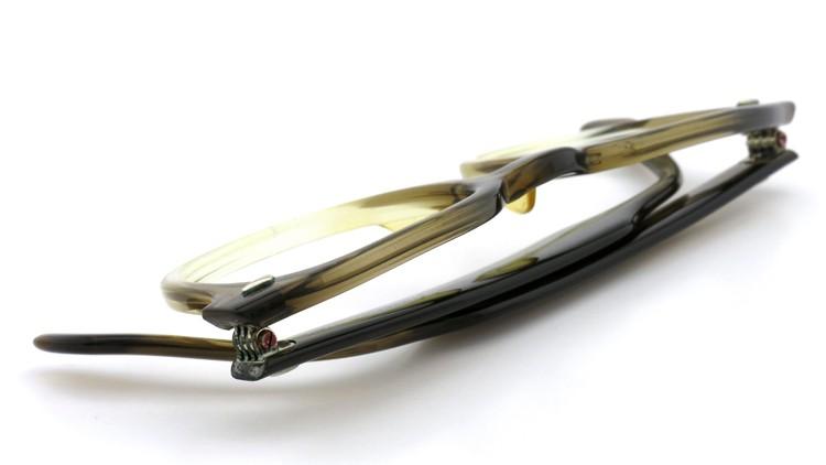 American Optical アメリカンオプティカル (AO)Vintage ヴィンテージ タ?イヤ鋲 ボストン Grey-Fade / Grey 46-20 13