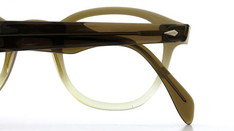 American Optical アメリカンオプティカル (AO)Vintage ヴィンテージ タ?イヤ鋲 ボストン Grey-Fade / Grey 46-20 14