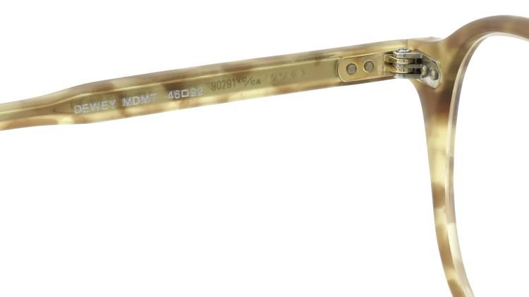 GLCO (ジーエルシーオー) 2014年秋冬 最新作メガネ DEWEY デューイ 46size MDMT 9