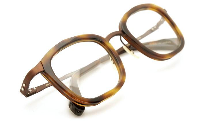MASAHIROMARUYAMA(マサヒロマルヤマ) メガネ MM-0015 col.02 HAVANA/BROWN 14