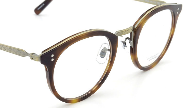 OLIVER PEOPLES(オリバーピープルズ)  メガネ Los Angeles Collection Reeves-P リーヴス DMAG 6