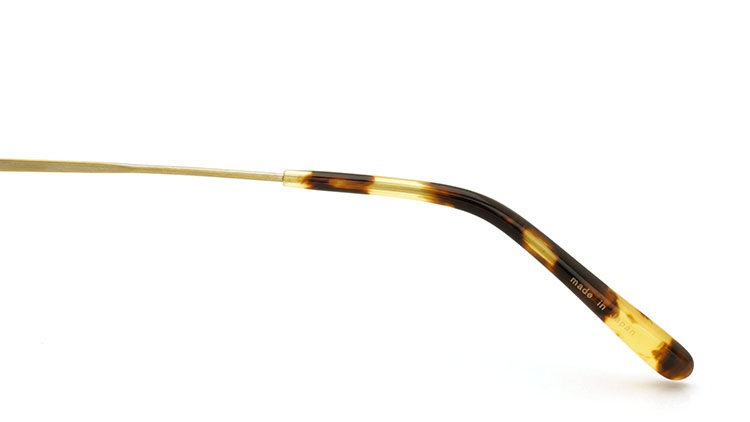 OLIVER PEOPLES(オリバーピープルズ)  2014年秋冬 最新作メガネ+クリップオンセット OP-10T AG 17