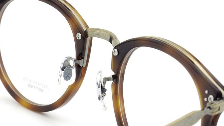 OLIVER PEOPLES(オリバーピープルズ)  メガネ Los Angeles Collection Reeves-P リーヴス DMAG 8