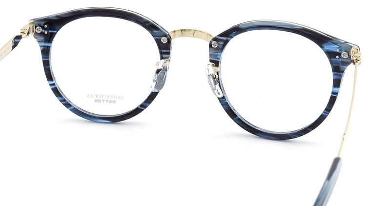 OLIVER PEOPLES(オリバーピープルズ)  メガネ Los Angeles Collection Reeves-P リーヴス DNMG 7