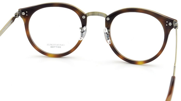 OLIVER PEOPLES(オリバーピープルズ)  メガネ Los Angeles Collection Reeves-P リーヴス DMAG 7