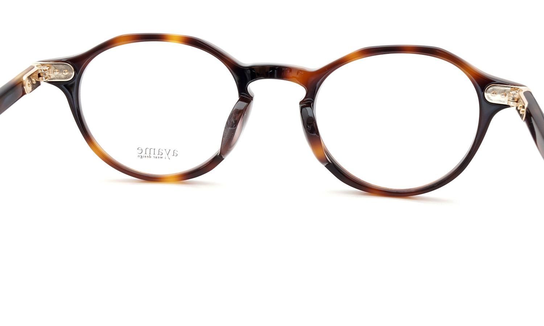 ayame (アヤメ)  メガネ SPIKE スパイク 濃いべっ甲柄 7