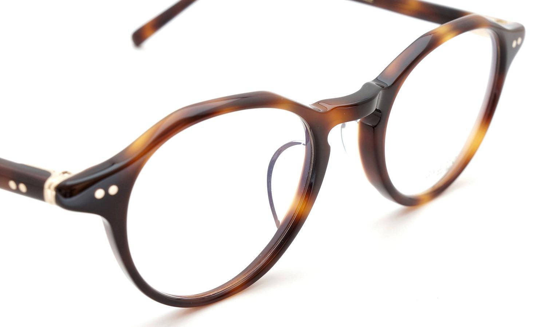 ayame (アヤメ)  メガネ SPIKE スパイク 濃いべっ甲柄 6