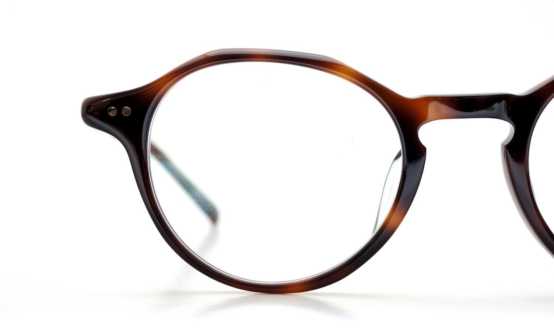ayame (アヤメ)  メガネ SPIKE スパイク 濃いべっ甲柄 15