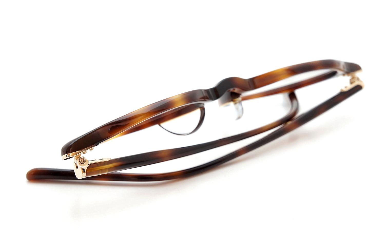 ayame (アヤメ)  メガネ SPIKE スパイク 濃いべっ甲柄 13