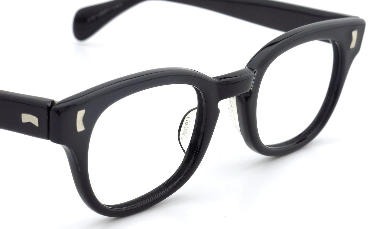 LIBERTY Optical 1950's vintage メガネ 9-PAR BLACK 44-20 6