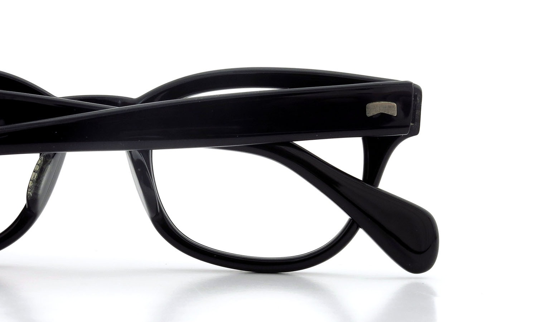 LIBERTY Optical 1950's vintage メガネ 9-PAR BLACK 44-20 14