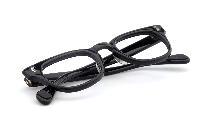 LIBERTY Optical 1950's vintage メガネ 9-PAR BLACK 44-20 12
