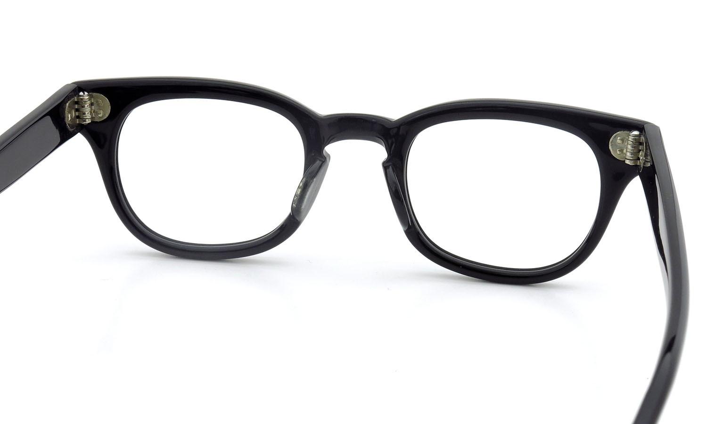 LIBERTY Optical 1950's vintage メガネ 9-PAR BLACK 44-20 7