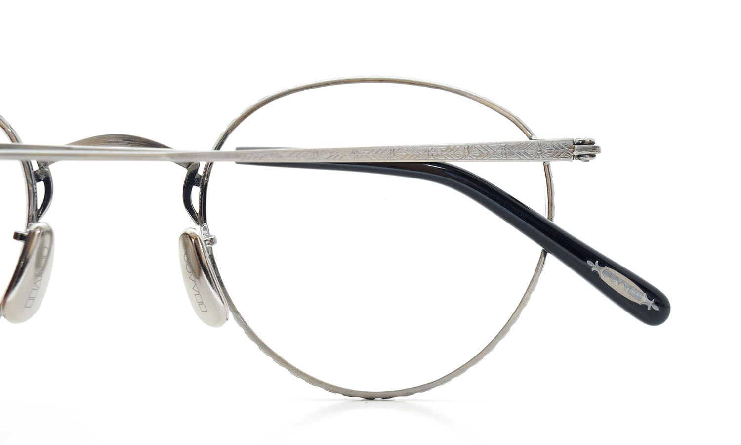 OLIVER PEOPLES (オリバーピープルズ) 2014年-2015秋冬 最新作メガネ OP-47T P ピューター 13