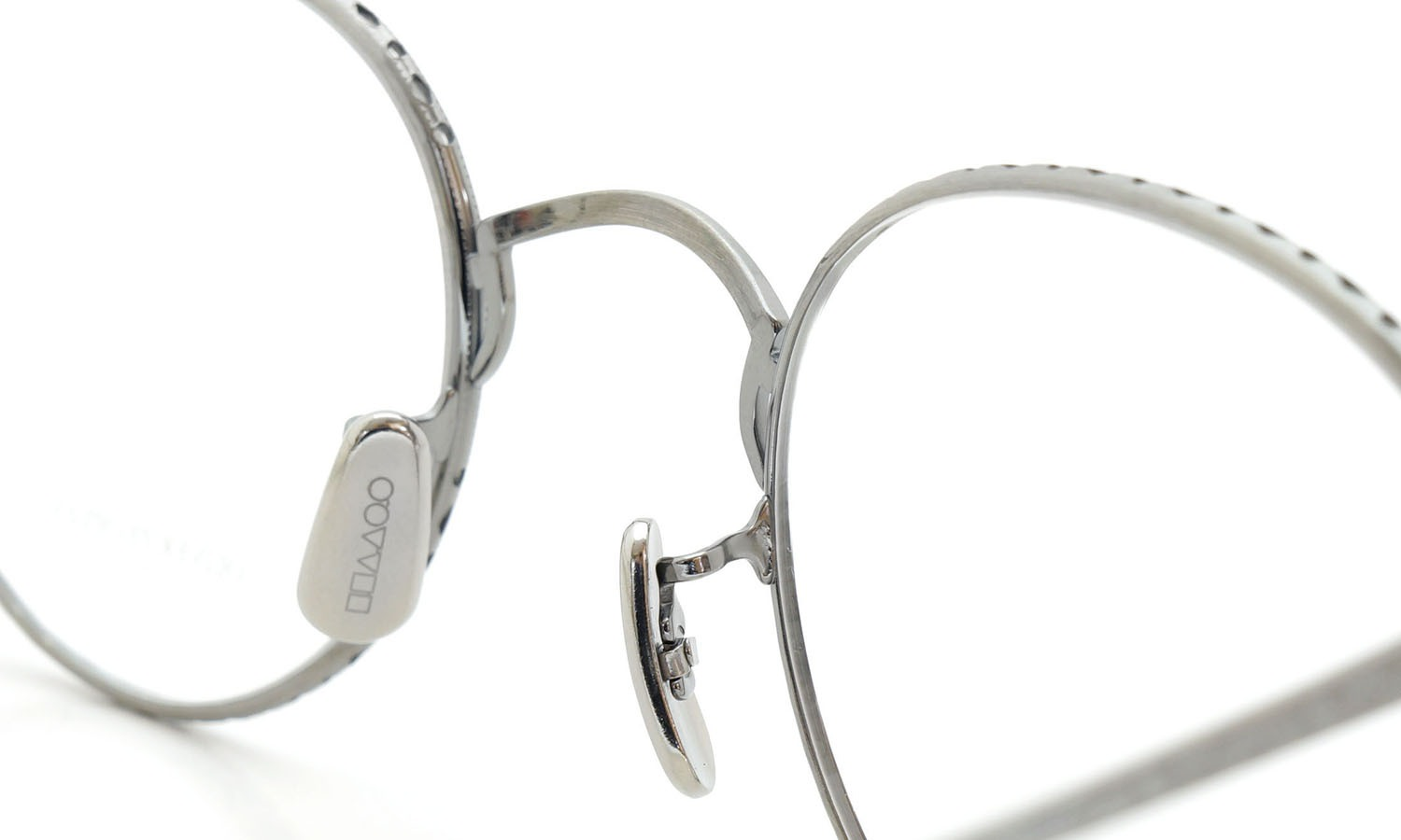 OLIVER PEOPLES (オリバーピープルズ) 2014年-2015秋冬 最新作メガネ OP-47T P ピューター 7