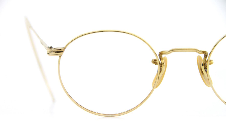 American Optical アメリカン オプティカル vintage ヴィンテージ メガネ 1930年代 P3 FUL-VUE MARSHWOOD 1/10 12kGF GOLD 12