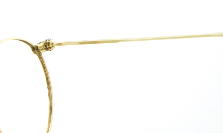 American Optical アメリ9カン オプティカル vintage ヴィンテージ メガネ 1930年代 P3 FUL-VUE MARSHWOOD 1/10 12kGF GOLD