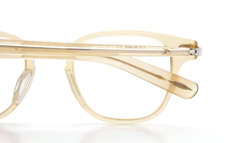 OLIVER PEOPLES (オリバーピープルズ) メガネ 25周年モデル XXV-RX SLB 17