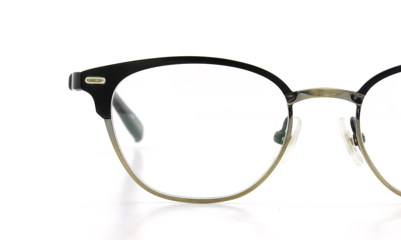 JAPONISM (ジャポニスム) sense collection(センスコレクション) メガネ JS-106 COL.02 アンティークゴールド 16