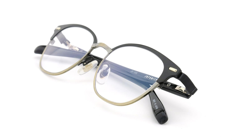 JAPONISM (ジャポニスム) sense collection(センスコレクション) メガネ JS-106 COL.02 アンティークゴールド 12
