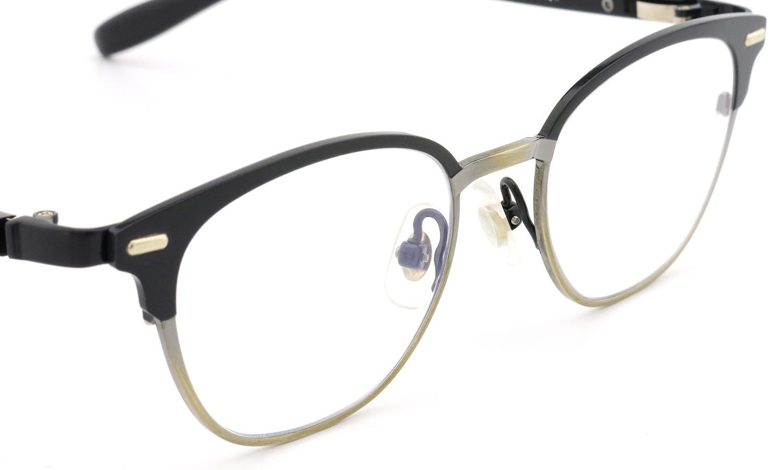 JAPONISM (ジャポニスム) sense collection(センスコレクション) メガネ JS-106 COL.02 アンティークゴールド 6