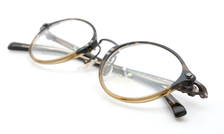 CLAYTON FRANKLIN (クレイトンフランクリン) メガネ 595 HB 10