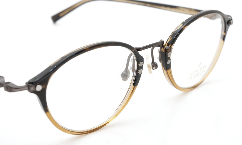 CLAYTON FRANKLIN (クレイトンフランクリン) メガネ 595 HB 6