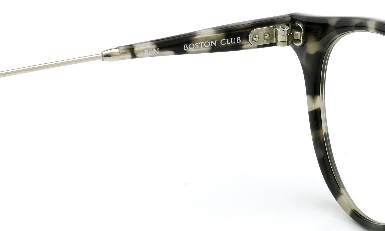 BOSTON CLUB (ボストンクラブ) メガネ BEN COL.04 グレートートイズ/シャンパンゴールド 9