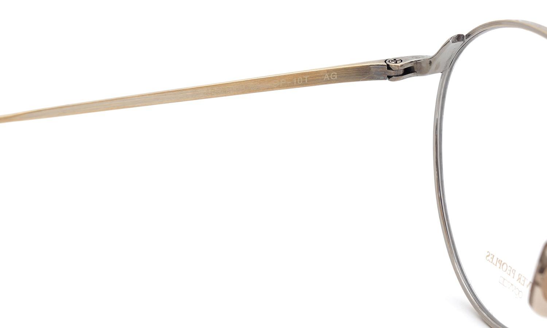 オリバーピープルズ OLIVER PEOPLES 2014年秋冬 最新作メガネ OP-10T アンティークゴールド 9