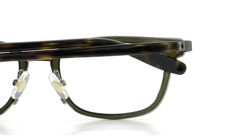 JAPONISM (ジャポニスム) sense collection(センスコレクション) メガネ JS-109 COL.04 Khaki 15