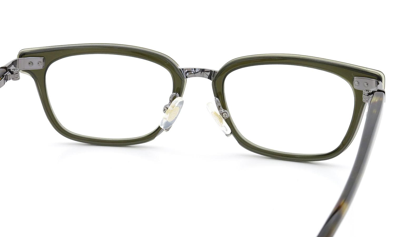 JAPONISM (ジャポニスム) sense collection(センスコレクション) メガネ JS-109 COL.04 Khaki 7