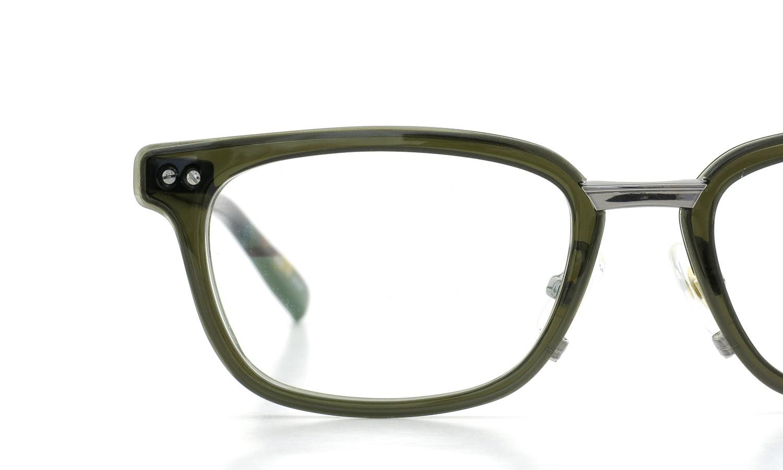 JAPONISM (ジャポニスム) sense collection(センスコレクション) メガネ JS-109 COL.04 Khaki 16