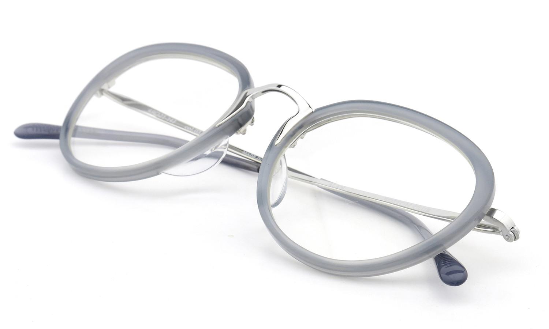 BOSTON CLUB (ボストンクラブ) メガネ 限定生産  ×BE@RBRICK (ベアブリック) コラボレーションボックスセット ALAN col.03 Silver/Grey 13