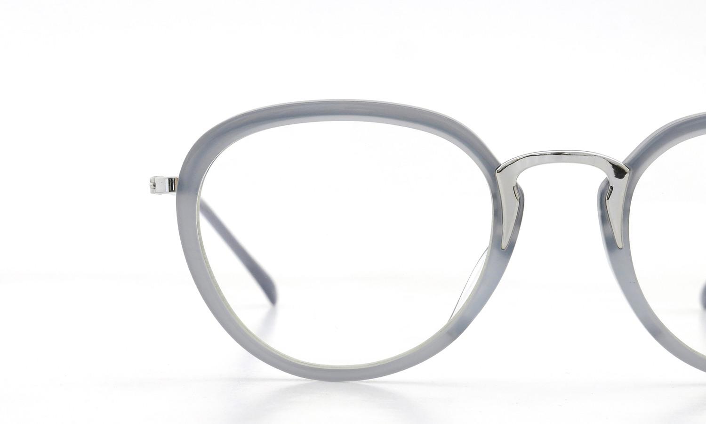 BOSTON CLUB (ボストンクラブ) メガネ 限定生産  ×BE@RBRICK (ベアブリック) コラボレーションボックスセット ALAN col.03 Silver/Grey 15