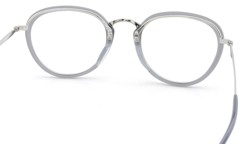 BOSTON CLUB (ボストンクラブ) メガネ 限定生産  ×BE@RBRICK (ベアブリック) コラボレーションボックスセット ALAN col.03 Silver/Grey 8