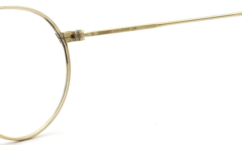 American Optical アメリカン オプティカル vintage ヴィンテージ メガネ 1930年代 PANTO FUL-VUE MARSHWOOD 1/10 12kGF 39-22 10