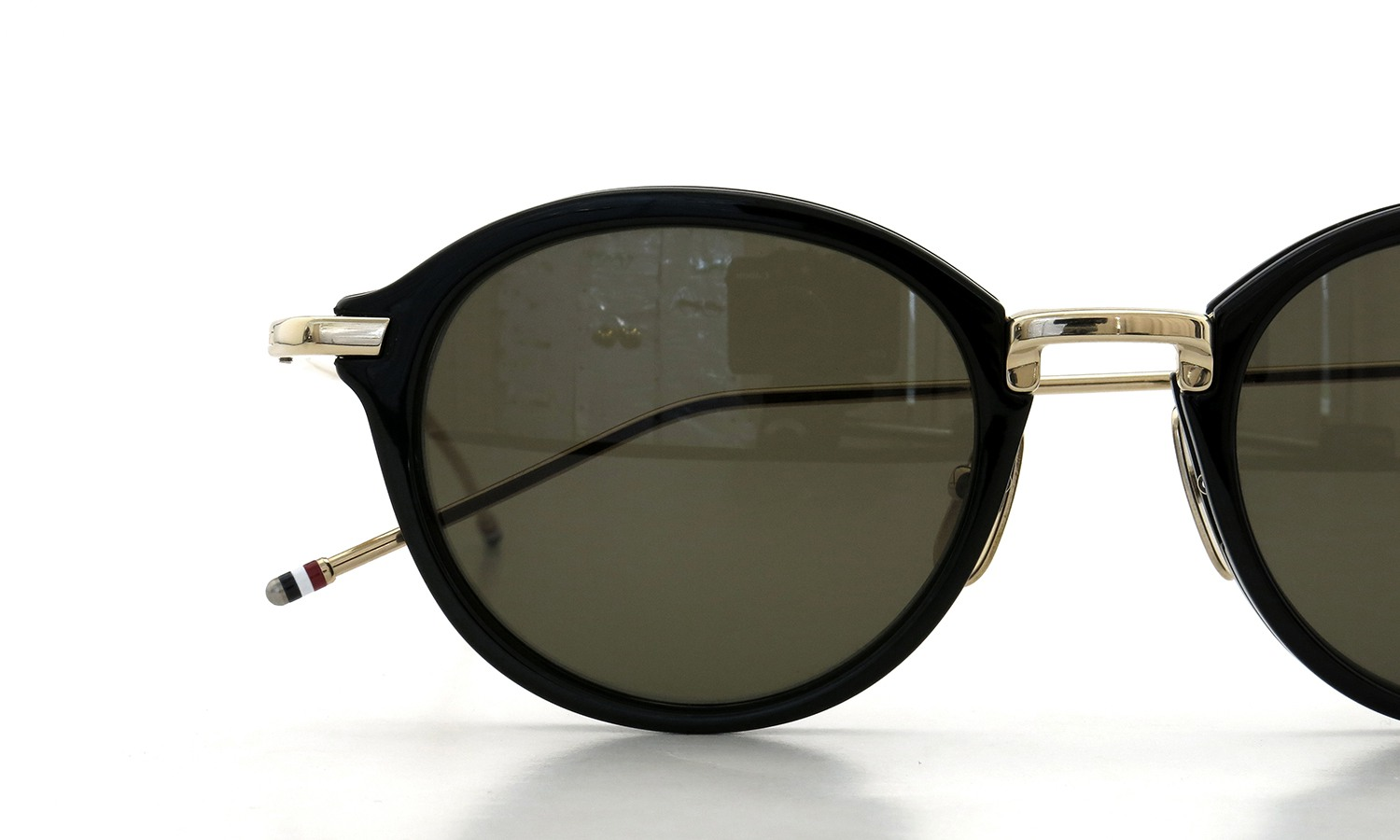 THOM BROWNE. サングラス TB-011A-T 49size