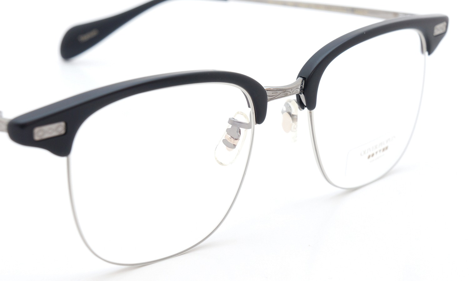 OLIVER PEOPLES THE EXECUTIVE SERIES メガネ EXECUTIVE1 MBK/P