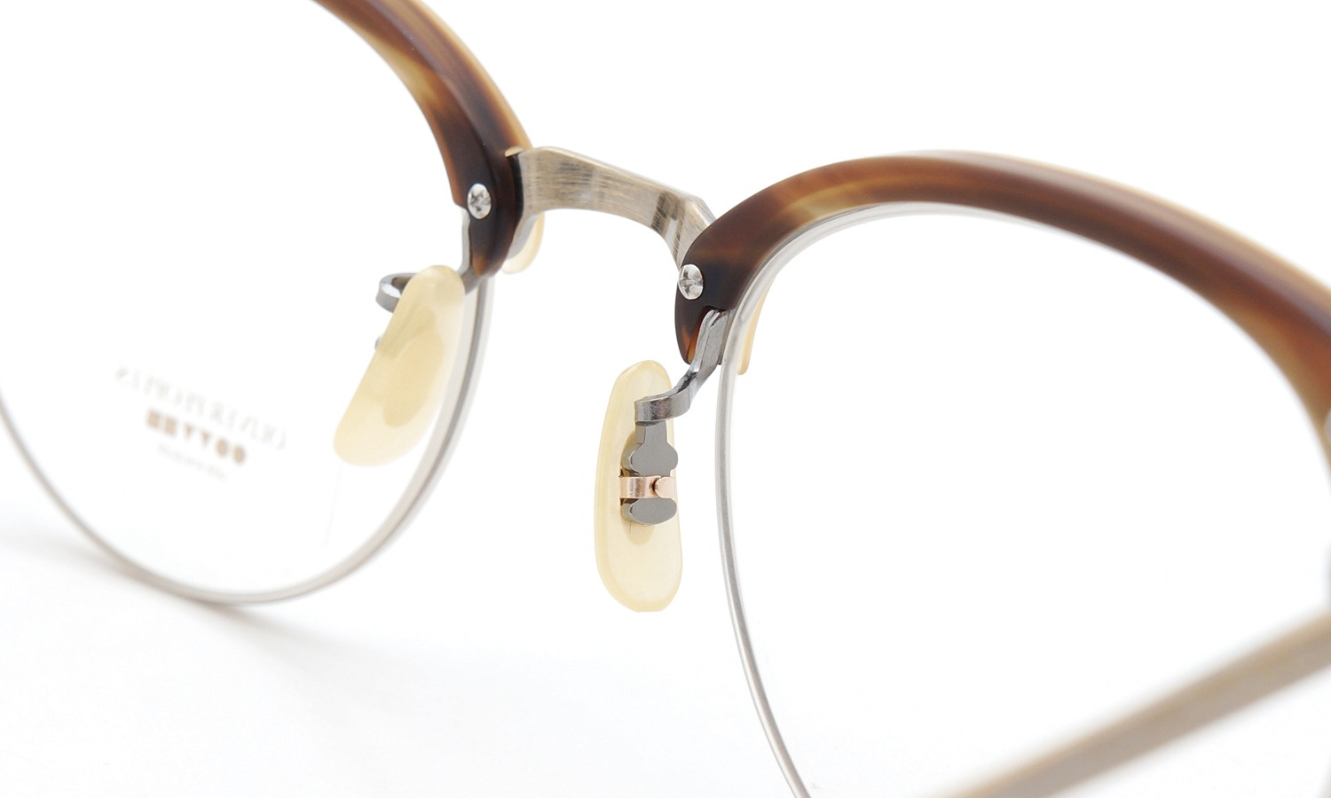 OLIVER PEOPLES THE EXECUTIVE SERIES メガネ EXECUTIVE2 MSYC/AG