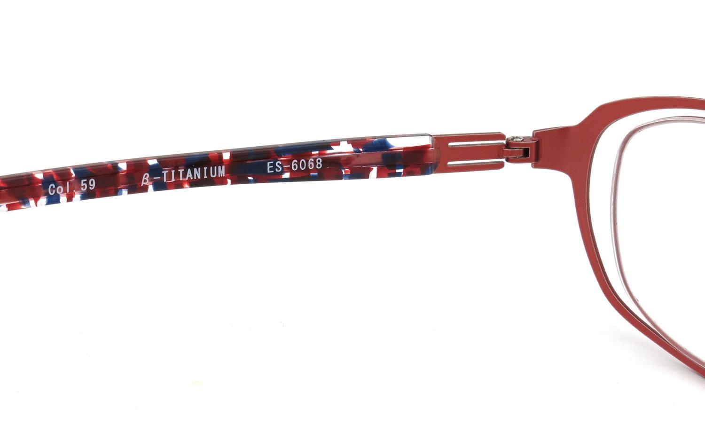 spec espace ES-6068 β-TITANIUM col.59