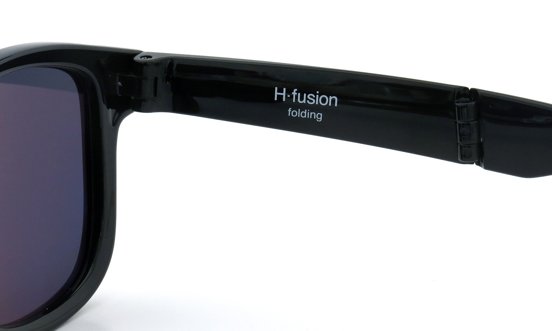 H-fusion folding 2015new sun HF-709 BLK
