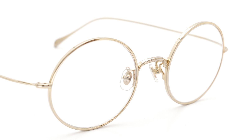 MASUNAGA G.M.S. 増永眼鏡 最高級メガネ GMS-196B GF/18金 8